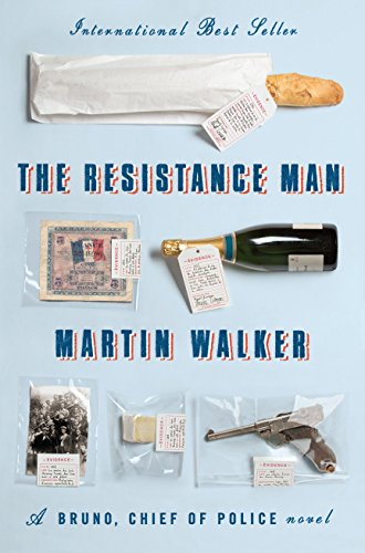 The Resistance Man: A Bruno, Chief of Police Novel (Bruno, Chief of Police Series)