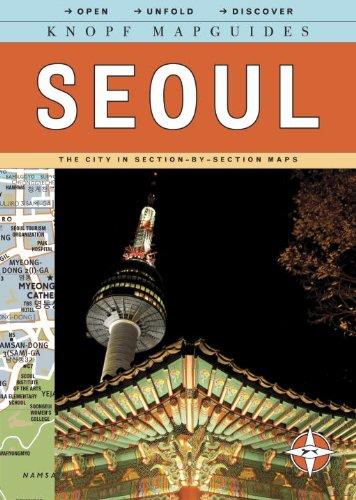 9780385349727: Knopf Mapguides Seoul