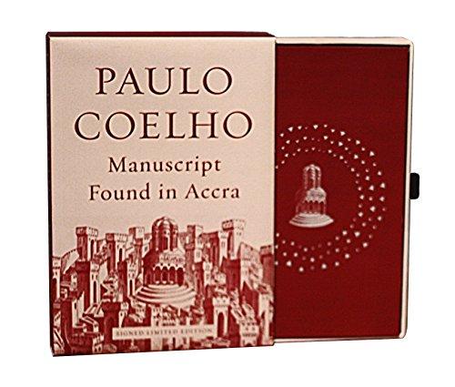 9780385349864: Manuscript Found in Accra