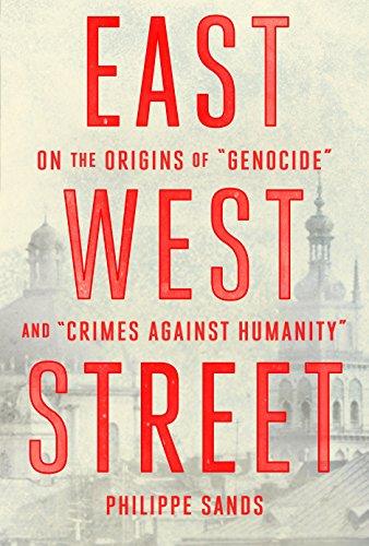 9780385350716: East West Street: On the Origins of