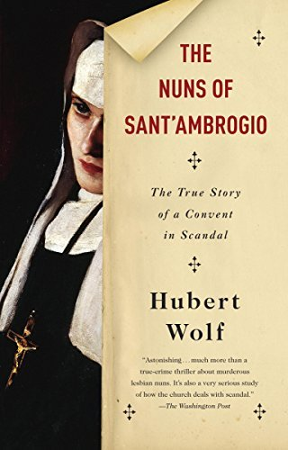 9780385351904: The Nuns of Sant'Ambrogio: A True Story