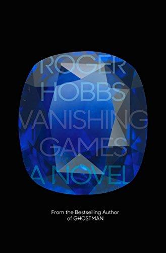 9780385352642: Vanishing Games: A novel