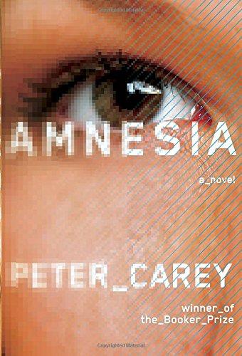 Amnesia: Carey, Peter
