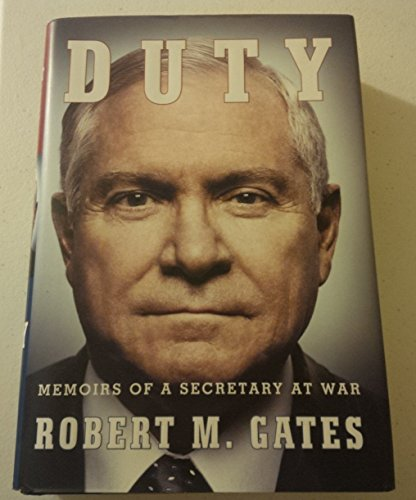 9780385353298: Duty: Memoirs of a Secretary at War