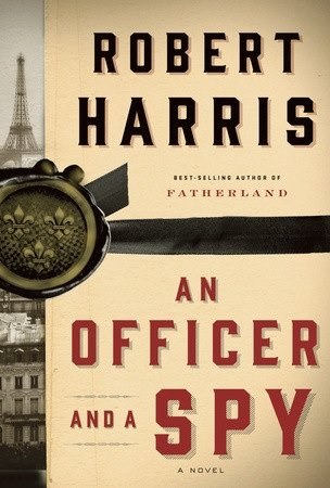 An Officer and a Spy: Harris, Robert