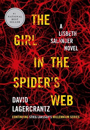 9780385354288: The Girl in the Spider's Web: A Lisbeth Salander Novel, Continuing Stieg Larsson's Millennium Series