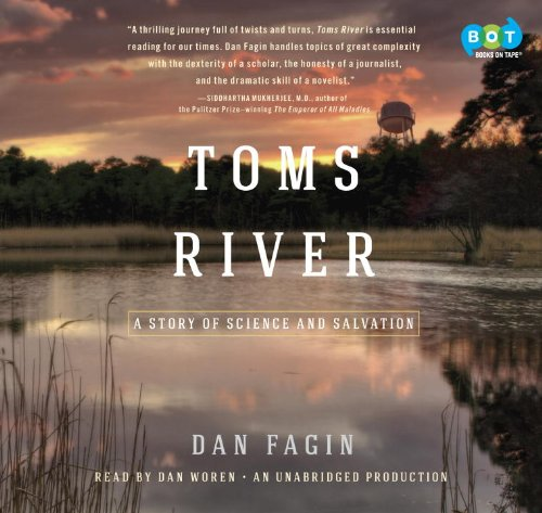 9780385360326: [( Toms River: A Story of Science and Salvation * * )] [by: Dan Fagin] [Mar-2013]