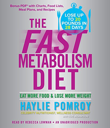 9780385362450: The Fast Metabolism Diet: Eat More Food and Lose More Weight