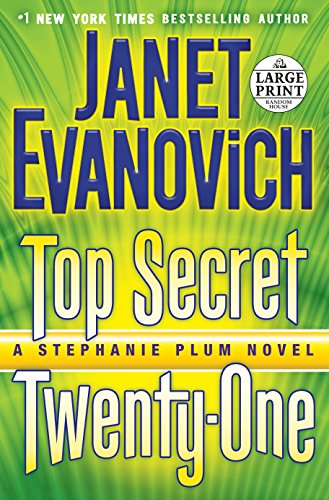 9780385363228: Top Secret Twenty-One: A Stephanie Plum Novel (Random House Large Print)