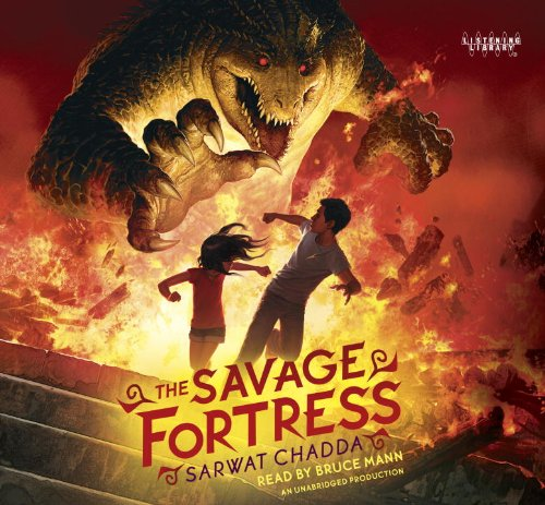 9780385363808: The Savage Fortress