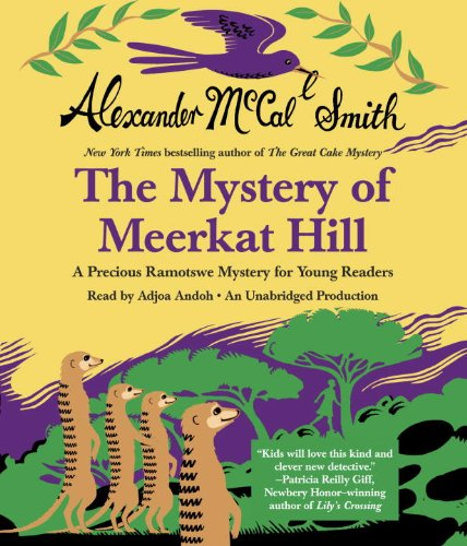 9780385363822: The Mystery of Meerkat Hill (Precious Ramotswe Mysteries for Young Readers)