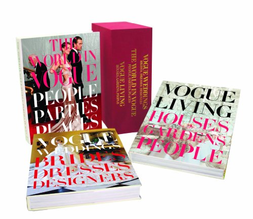 9780385364096: Vogue Boxed Set