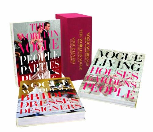 The Vogue Boxed Set: Featuring VOGUE LIVING,: Bowles, Hamish; Kotur,