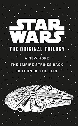 Star Wars: The Original Trilogy: A New Hope, The Empire Strikes Back, Return Of The Jedi