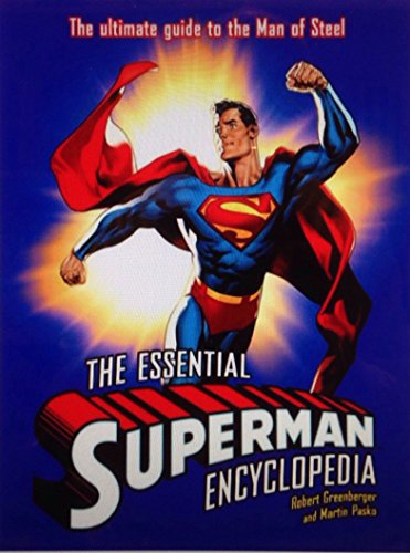 9780385365048: The Essential Superman Encyclopedia: