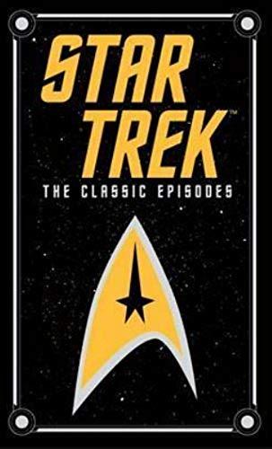 Star Trek: The Classic Episodes (Barnes &: Blish, James, Lawrence,