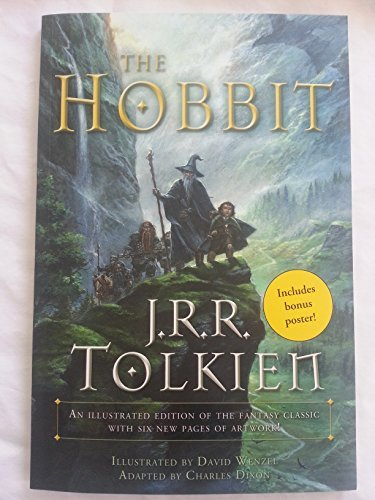 9780385365321: The Hobbit: An Illustrated Edition of the Fantasy Classic
