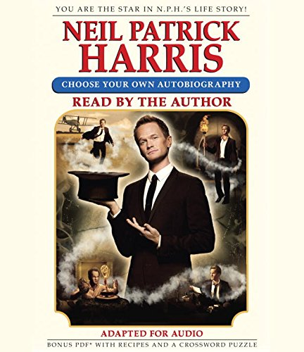 9780385367943: Neil Patrick Harris: Choose Your Own Autobiography: Bonus PDF with Recipes and a Crossword Puzzle