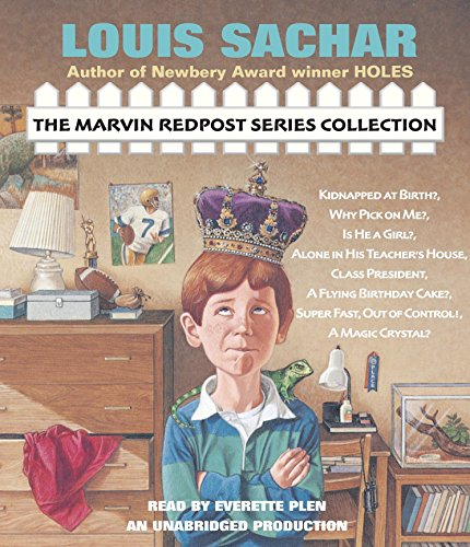 9780385368308: The Marvin Redpost Series Collection