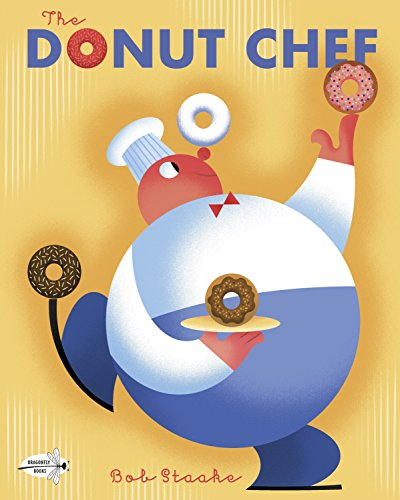 9780385369923: The Donut Chef
