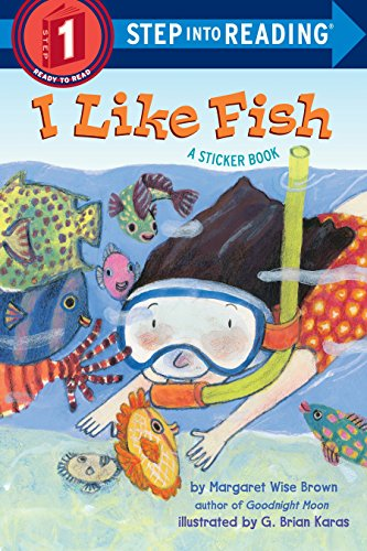 I Like Fish (Step into Reading): Wise Brown, Margaret