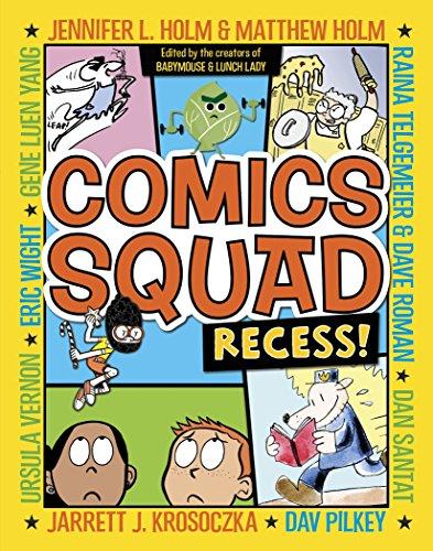 9780385370035: Comics Squad: Recess!