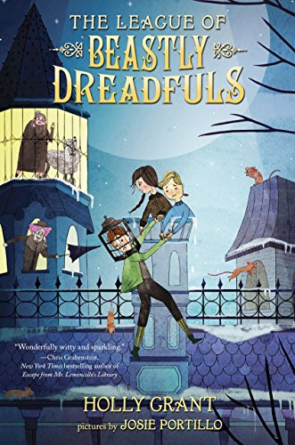 9780385370073: The League of Beastly Dreadfuls Book 1