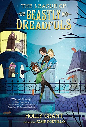 9780385370103: The League of Beastly Dreadfuls Book 1