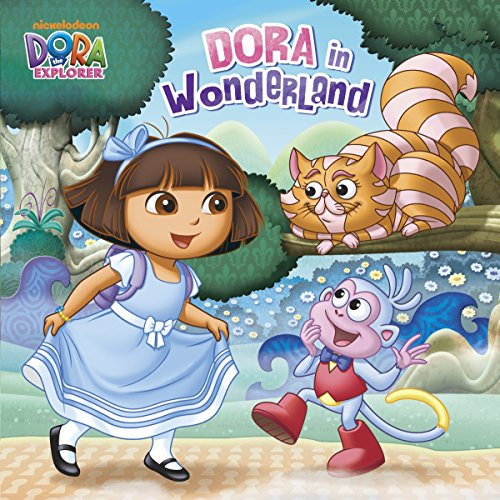 9780385371193: Dora in Wonderland (Dora the Explorer) (Pictureback(R))