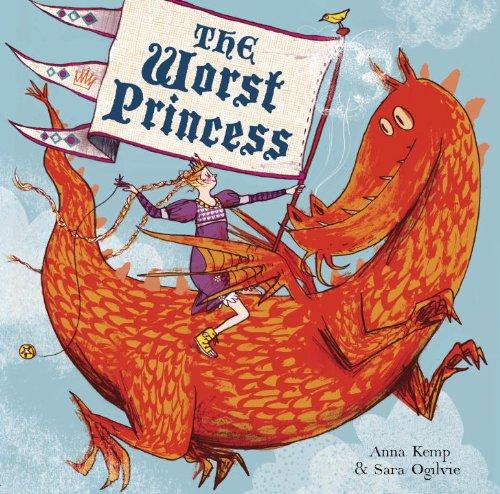 9780385371254: The Worst Princess