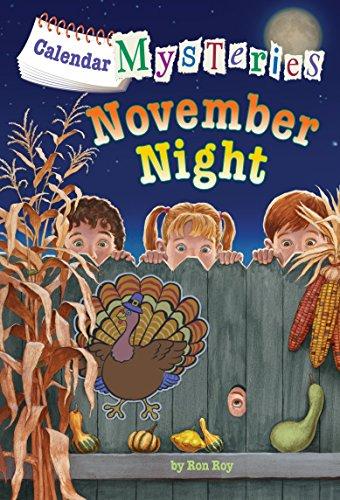 9780385371650: Calendar Mysteries #11: November Night