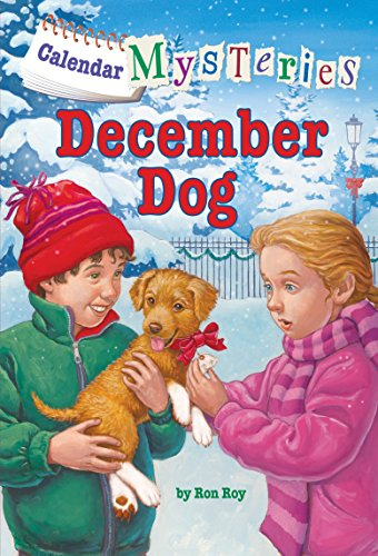 9780385371681: Calendar Mysteries #12: December Dog