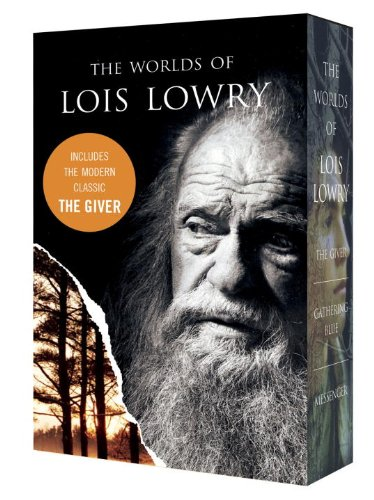 9780385371827: The Worlds of Lois Lowry 3-Copy Boxed Set (The Giver, Messenger, Gathering Blue)