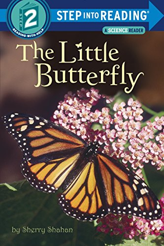 The Little Butterfly (Step into Reading)