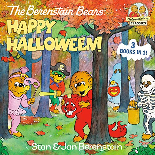 9780385371919: The Berenstain Bears Happy Halloween! (First Time Books)
