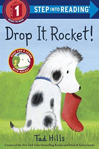 Drop It, Rocket! (Step Into Reading: A Step 1 Book): Hills, Tad