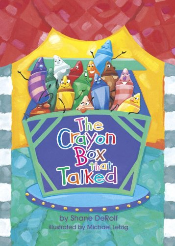 9780385373036: The Crayon Box that Talked