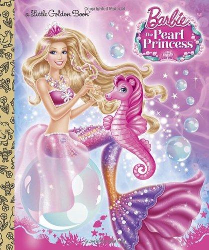 9780385373050: Barbie: The Pearl Princess Little Golden Book (Barbie: The Pearl Princess)