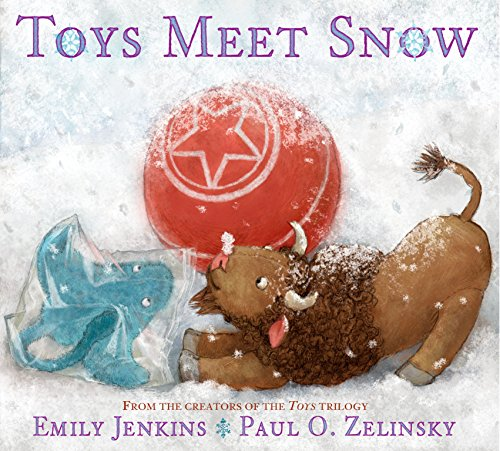 Toys Meet Snow Format: Hardcover 9780385373302 Lumphy, StingRay, and Plastic—the toys from the beloved chapter books Toys Go Out, Toy Dance Party, and Toys Come Home—are back in a glo