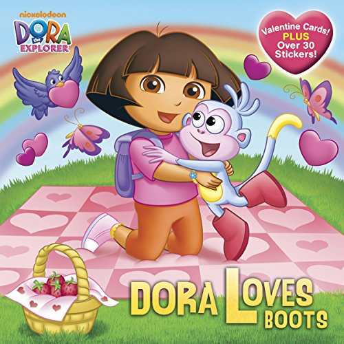 9780385373456: Dora Loves Boots (Dora the Explorer) (Pictureback(R))