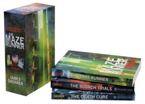 9780385373791: Maze Runner Trilogy 1-3 (Ember)