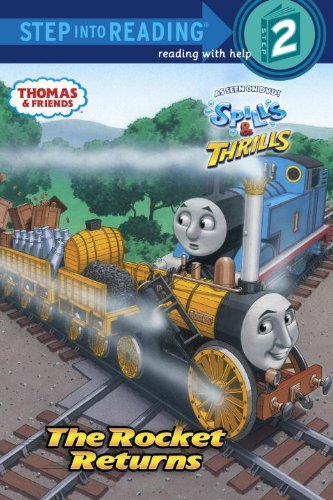 9780385373845: The Rocket Returns (Thomas & Friends) (Step into Reading)