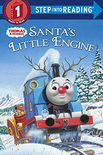 9780385373876: Santa's Little Engine (Thomas & Friends) (Step into Reading)