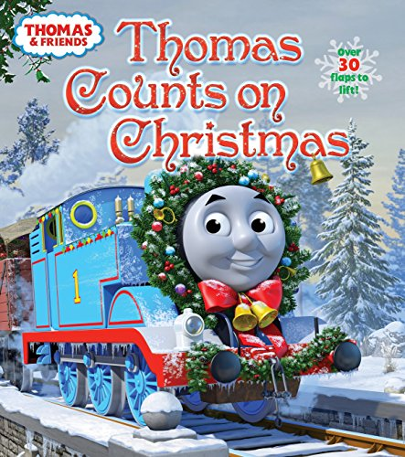9780385373906: Thomas Counts on Christmas (Thomas & Friends)