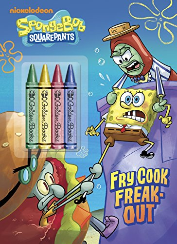 9780385374309: FRY COOK FREAK-OUT!-