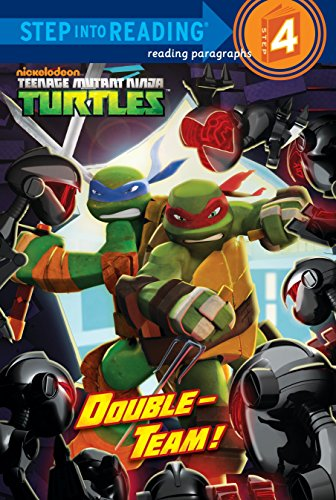 Double-Team! (Teenage Mutant Ninja Turtles (Random House)): Webster, Christy