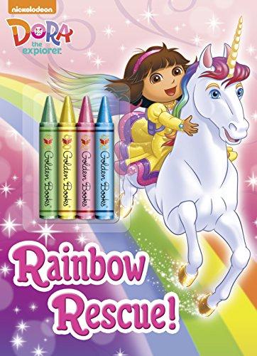 9780385374361: RAINBOW RESCUE!-CHUN