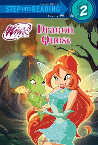 9780385374897: Dragon Quest (Winx Club) (Step into Reading)