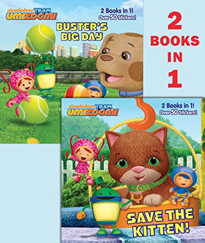 9780385375207: Save the Kitten!/Buster's Big Day (Team Umizoomi) (Pictureback(R))