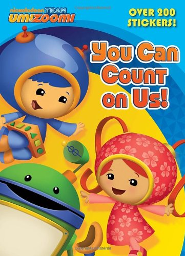9780385375214: You Can Count on Us! (Team Umizoomi)